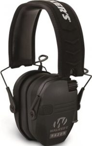 User Friendly Shooting Ear Protection