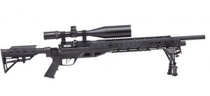 best long range air rifle with scope