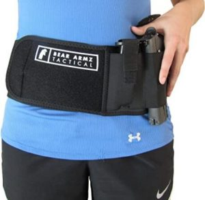 Belly bAnd Holster with Unique Features