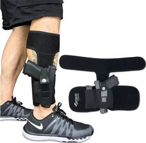 Ankle Holsters for Perfect Concealment