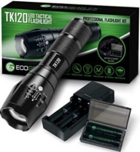 Top-Rated Brightest Tactical Flashlight