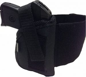 Perfect Ankle Holsters for Outdoor Adventures