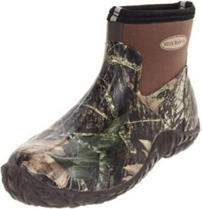 Best Rubber Hunting Boots for Camp