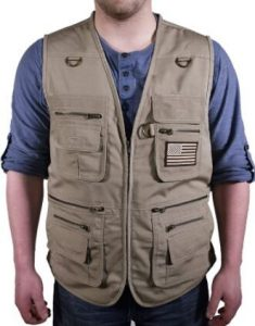 Best Features Concealed Carry Vest